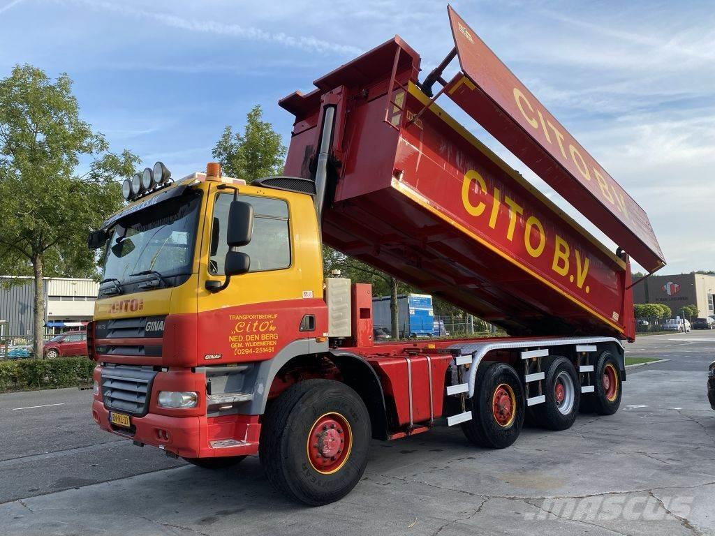 Ginaf X 4446 TS 8X8 MANUAL - 23,7 M3