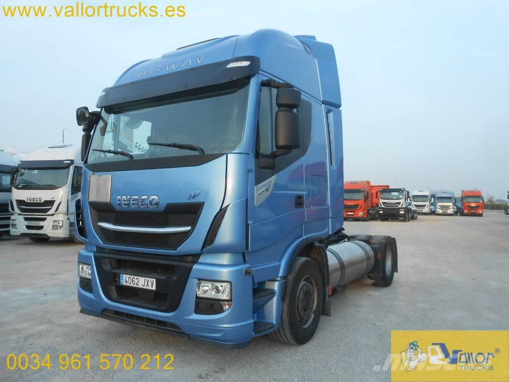 Iveco AS440S40T/P - GAS - GNL