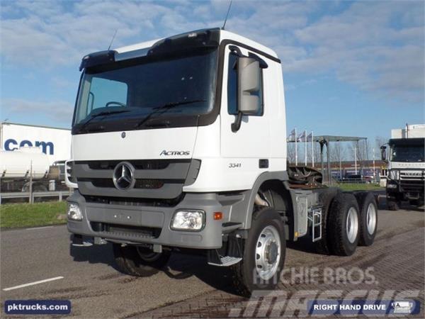 Mercedes-Benz Actros 3341-AS (5 Units)