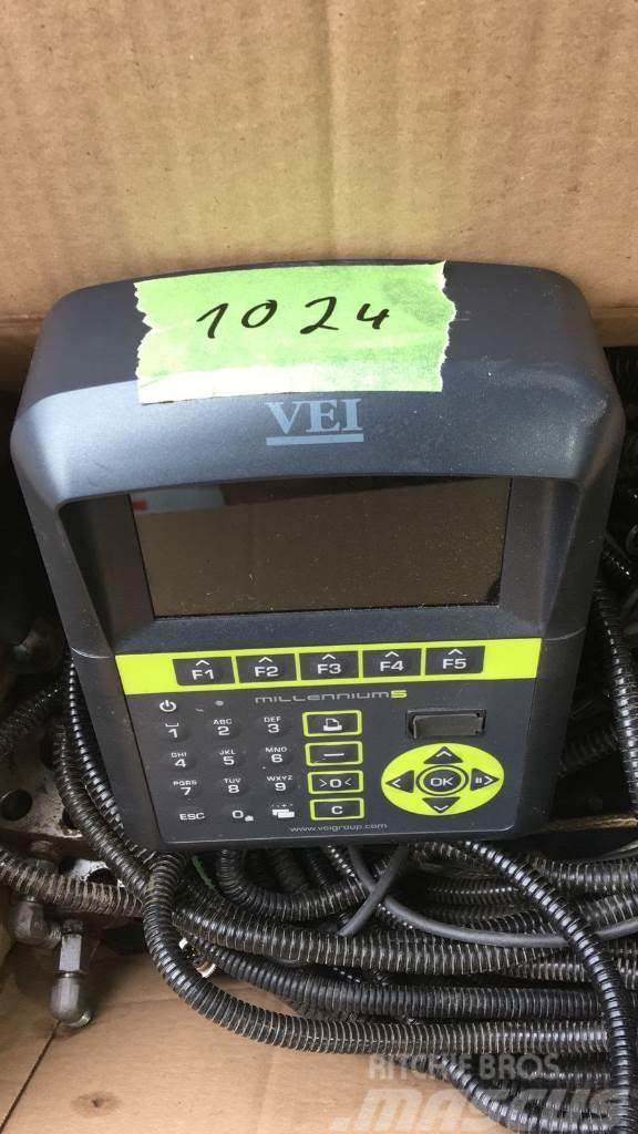 [Other] Vei (1024) Millennium 5 Waage / scale