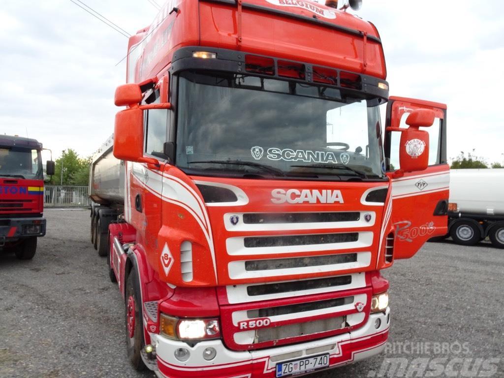 Scania R 500 Topline