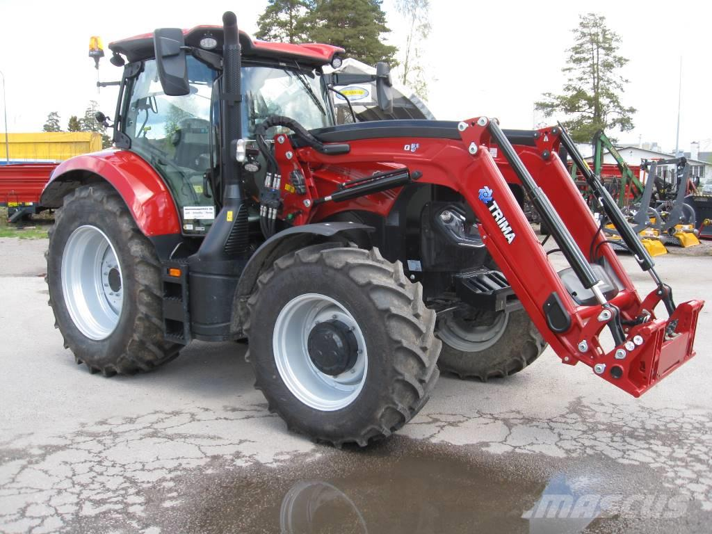 Case IH Maxxum 135 MC50 AD8
