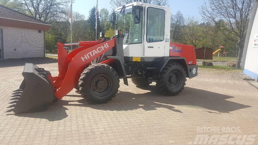 Hitachi W80 / O&K L10 B