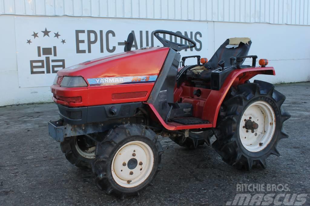Yanmar KE-3D Mini Tractor