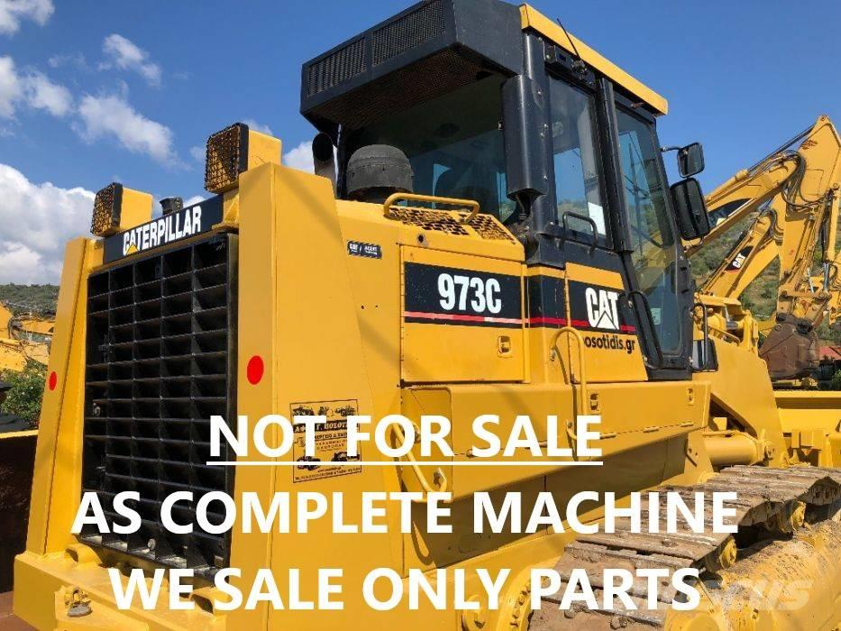 Caterpillar TRUCK LOADER 973C ONLY FOR PARTS