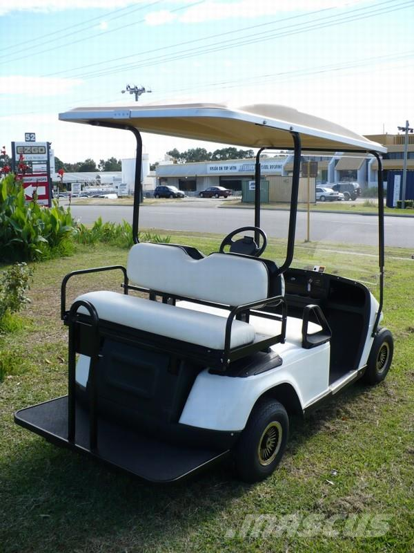 e z go txt occasion prix 4 910 voiturette de golf e z go txt vendre mascus france. Black Bedroom Furniture Sets. Home Design Ideas