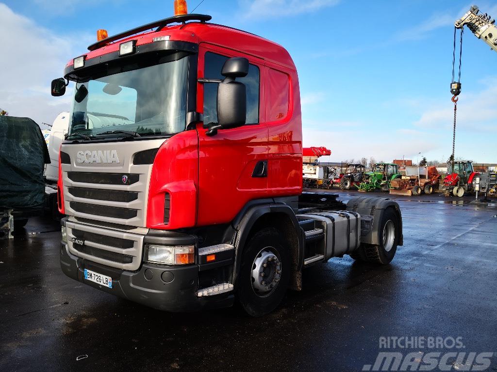 Scania G400 4x2