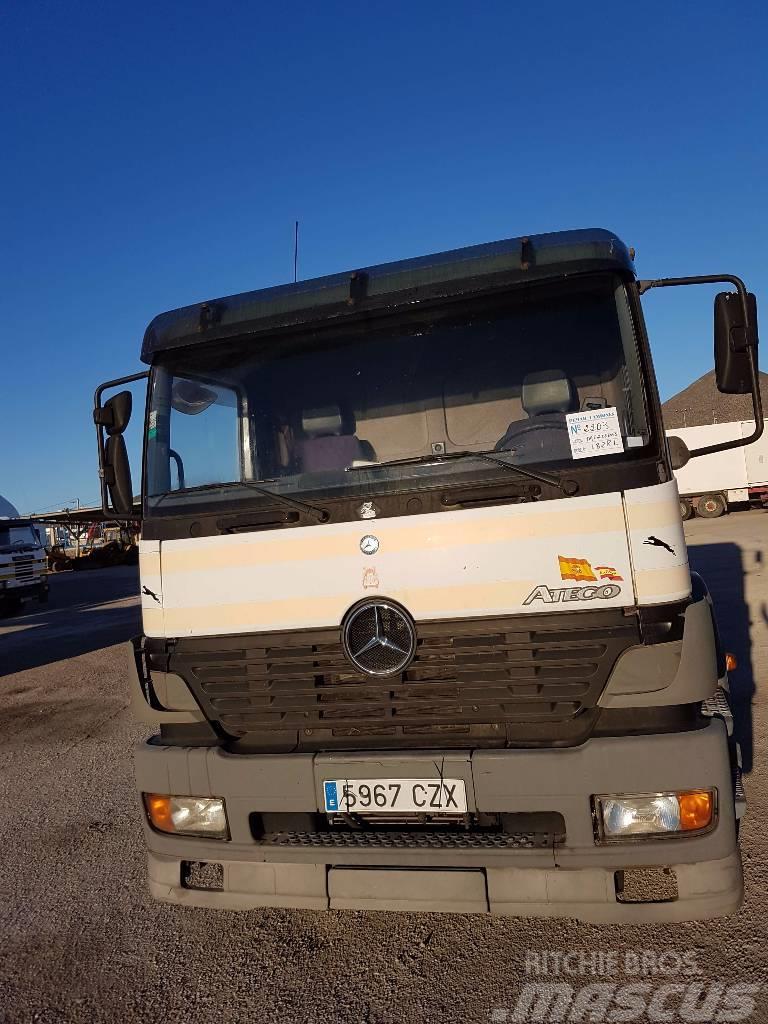 Mercedes-Benz ATEGO 1828L