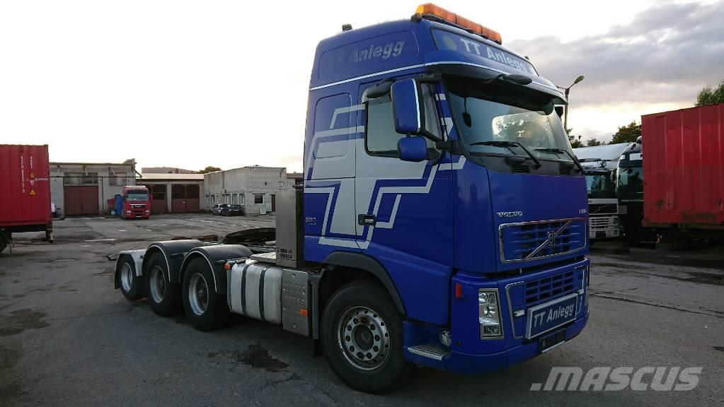 Volvo FH16 6X4+with HYDRAULIC, total 100T
