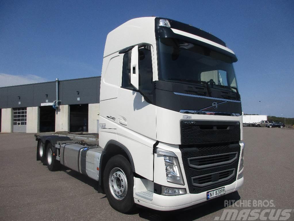 Volvo FH540 - Containerbil
