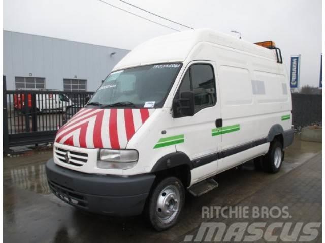 Renault Mascott 110 DCI - 68.326 km's
