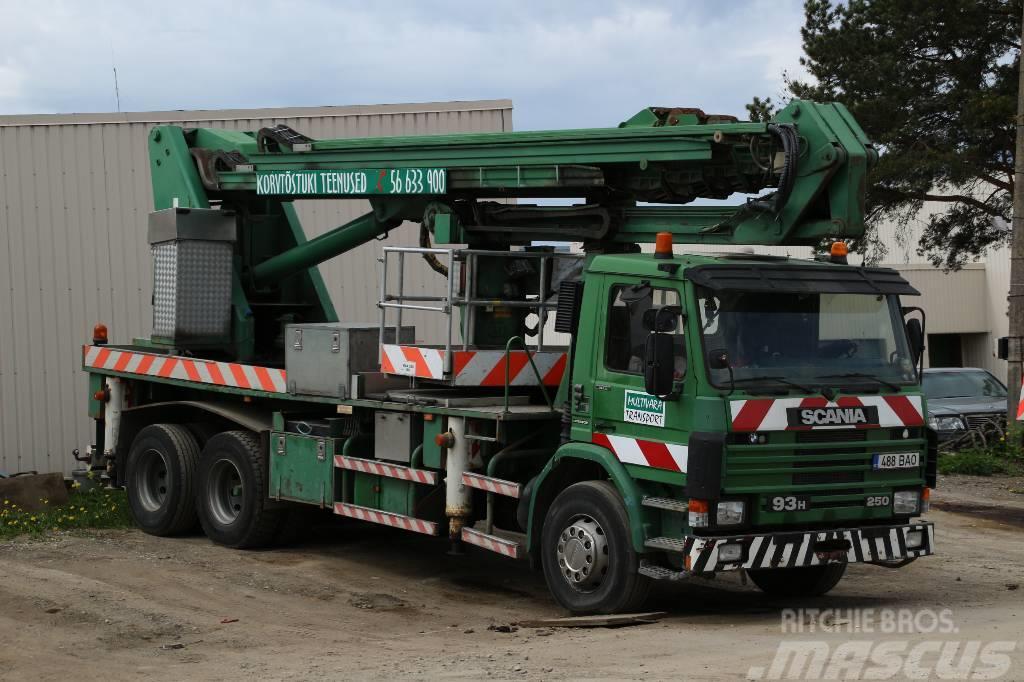 Scania P93HL