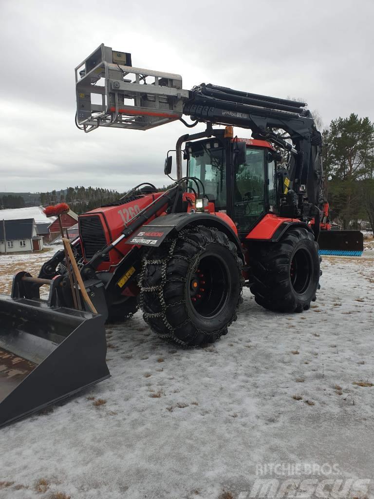 Huddig 1260 B 2000-lift