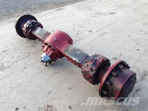 Valmet 911 Rockwell rear axle