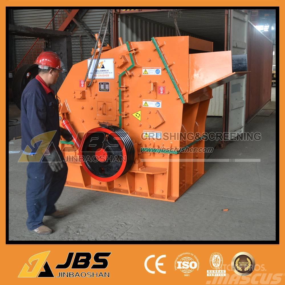 JBS PF1315 Impact Crusher, secondary crusher