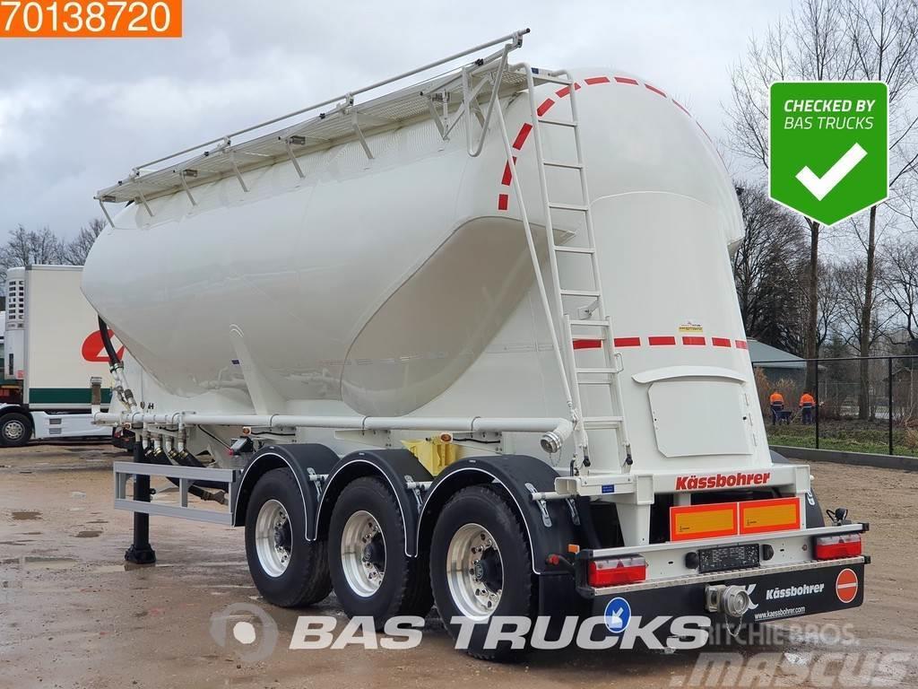 Kässbohrer SSL-35 3 axles 35m3 Liftachse *New Unused*