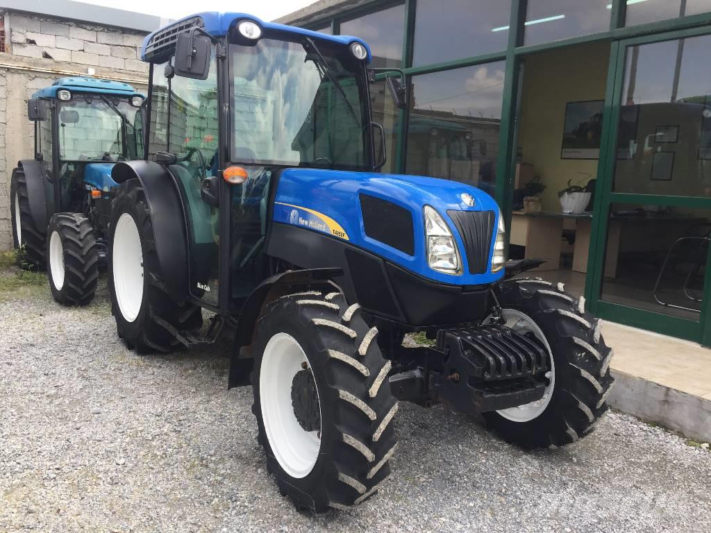 New Holland T 4050 F