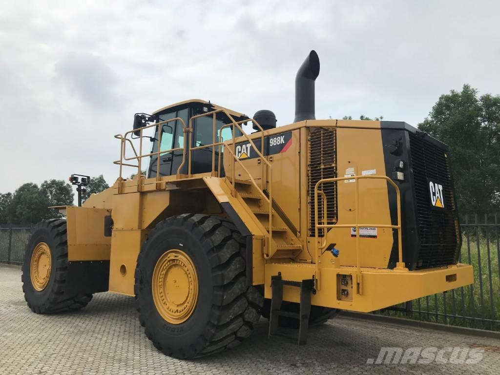 Caterpillar 988K 2015 with 6700 hrs SOLD