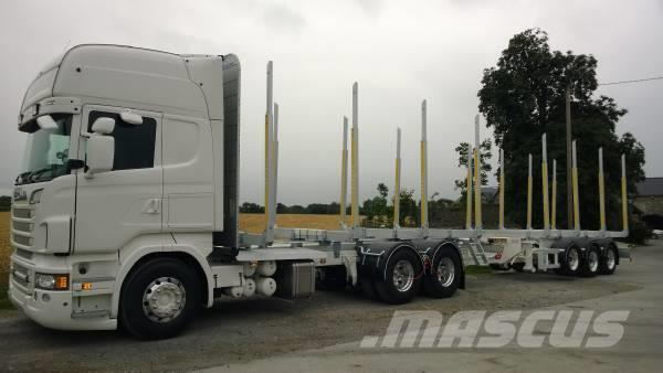 Robinson Timber Spec, 2014, Timmertrailer