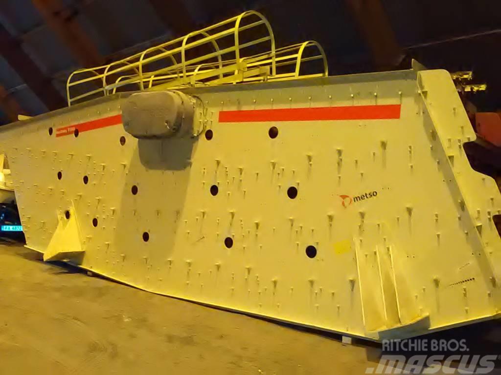 Metso Nordberg TS503  20M2  3 deck