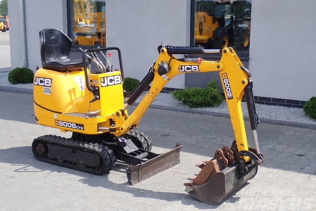 JCB 8008 CTS