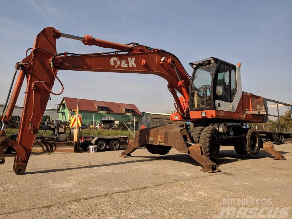 O&K MH 5