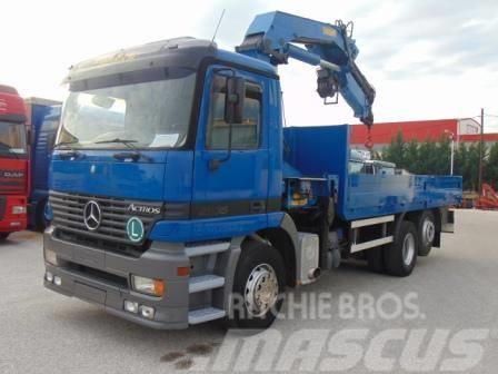 Mercedes-Benz 2535 L ACTROS 6X2