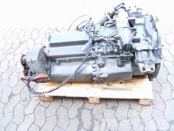 Mercedes-Benz MB Getriebe GV 4/110-6/9.0 / GV4/110-6/9,0, 1985, Växellådor