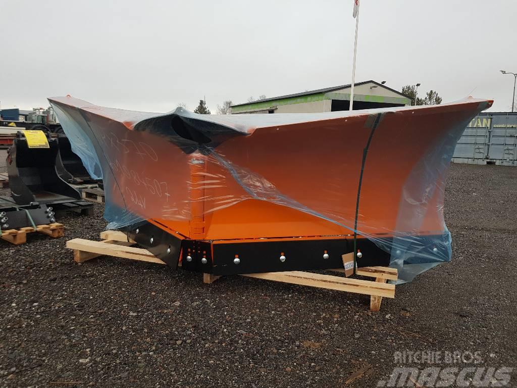 Trejon Optimal Vikplog VPX370 med Stora BM-fästet