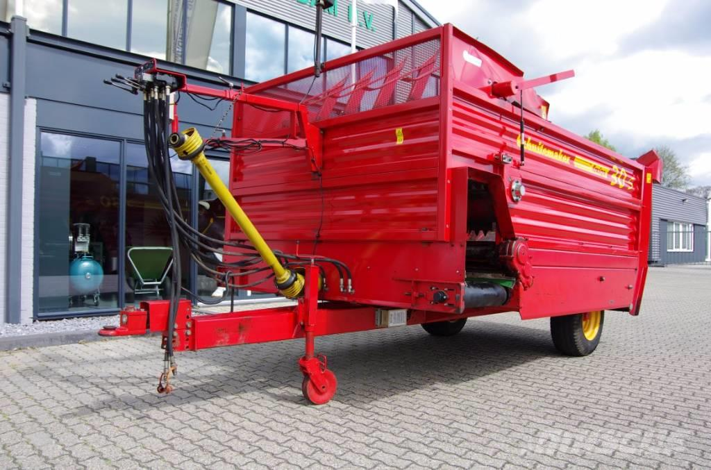 Schuitemaker Amigo 30S blokkenwagen
