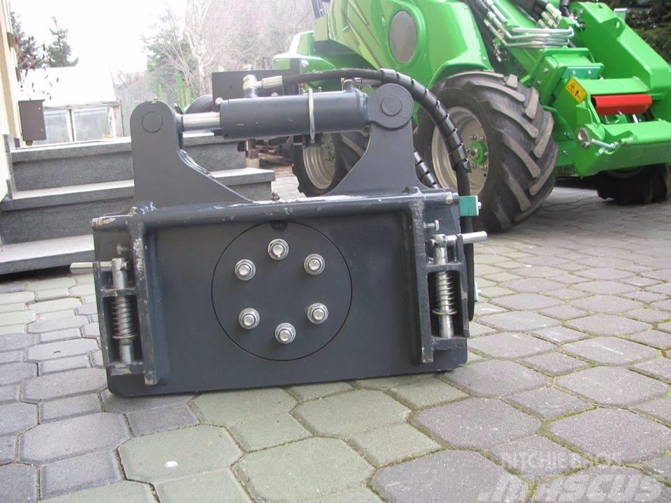 Avant adapter płyta obrotowa 200/400-700