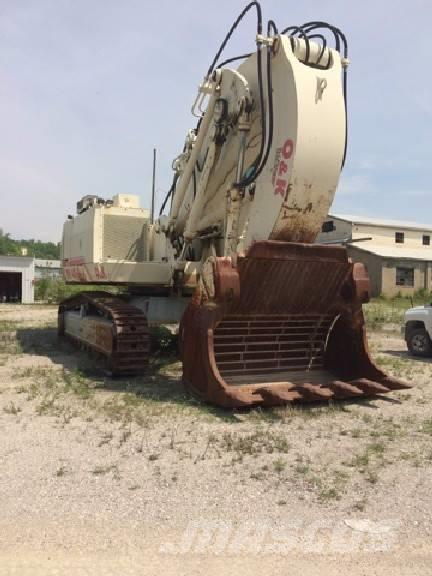 O&K RH 40E Shovel