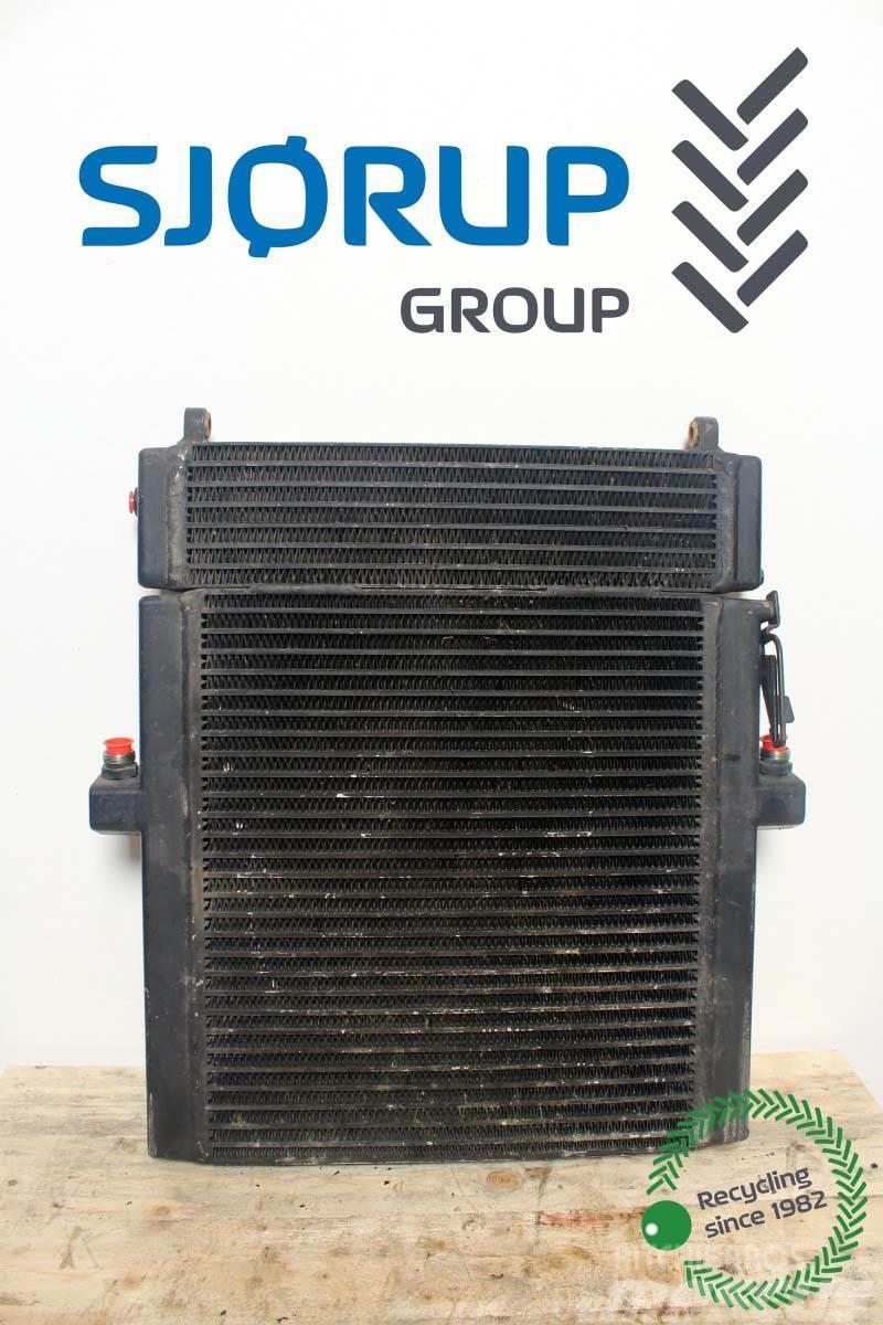 Deutz-Fahr Agrotron 150.7 Oil Cooler