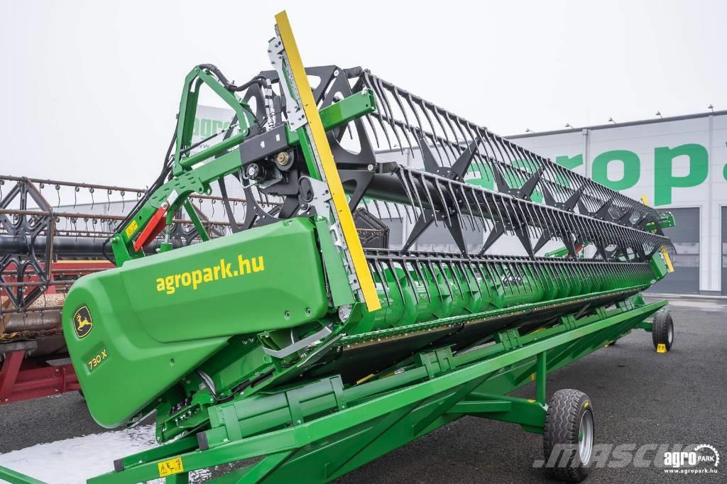 John Deere New  730X 9,1 m header, with reinforced trolley