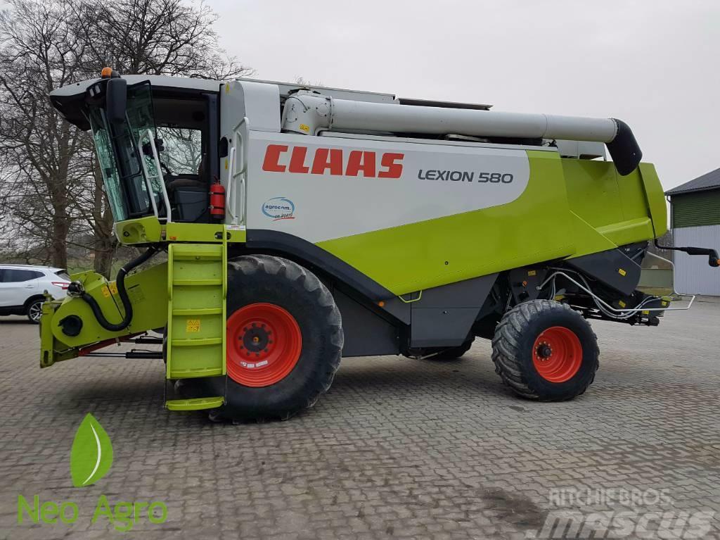 CLAAS Lexion 580 (з Європи)(є в наявності)