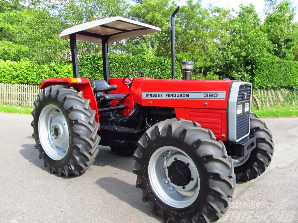 Massey Ferguson 390, Tractors ...