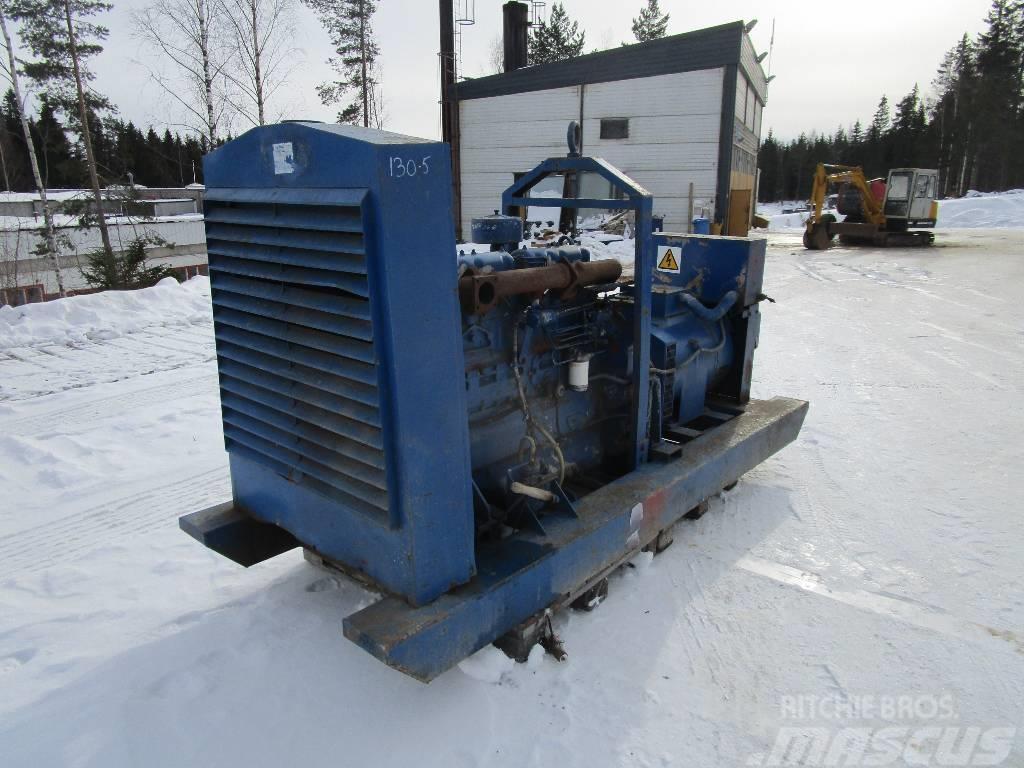 Dorman 100 kVa aggregaatti / generaattori (Q05)