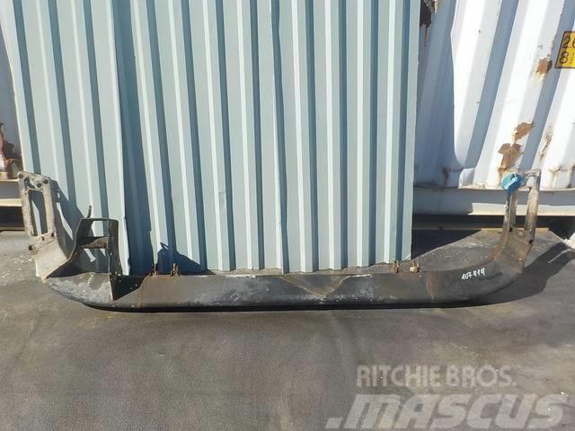 MAN TGA Anti-underrun bumper 81416505013