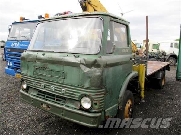 Ford D 0707