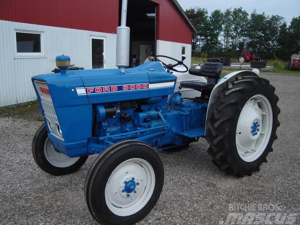 Ford 3000 Y