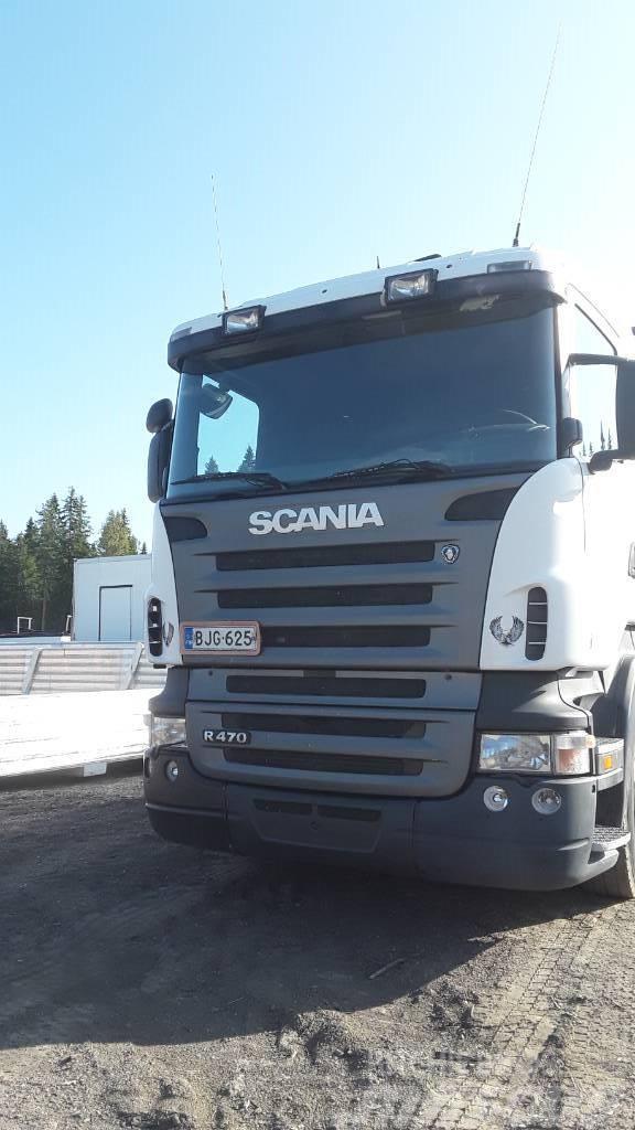 Scania R12 LB-A- 6×4 /470