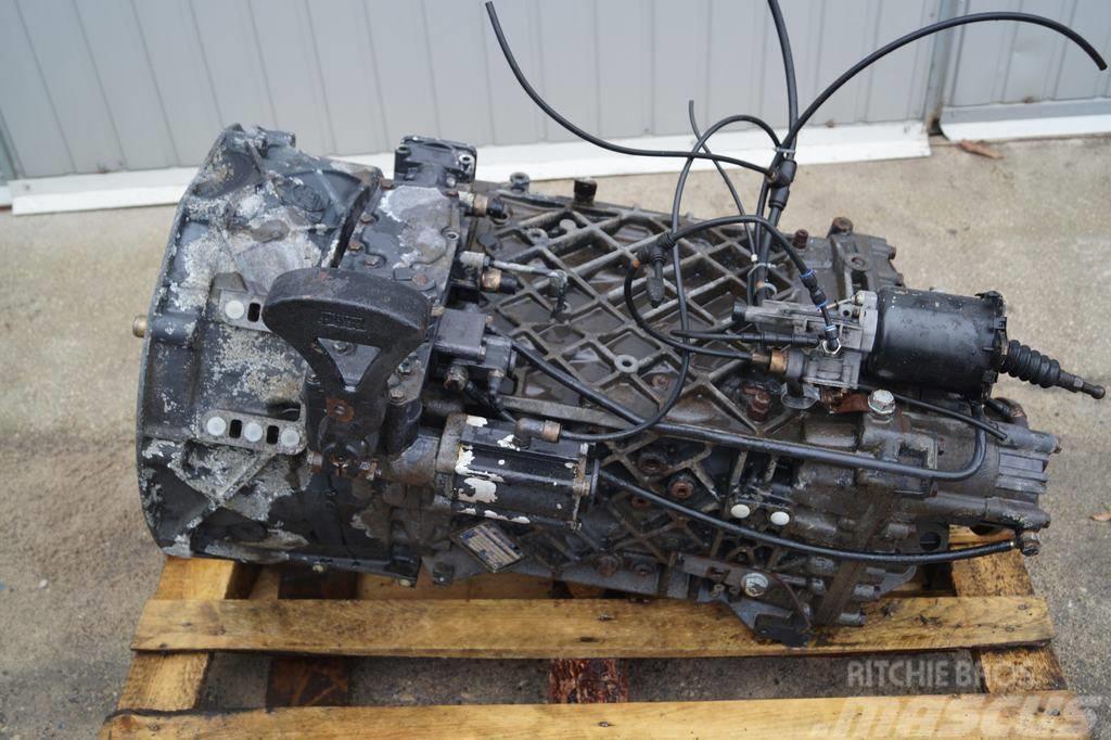 Renault PREMIUM ZF 16S181 COMPLETE GEARBOX ECOSPLIT