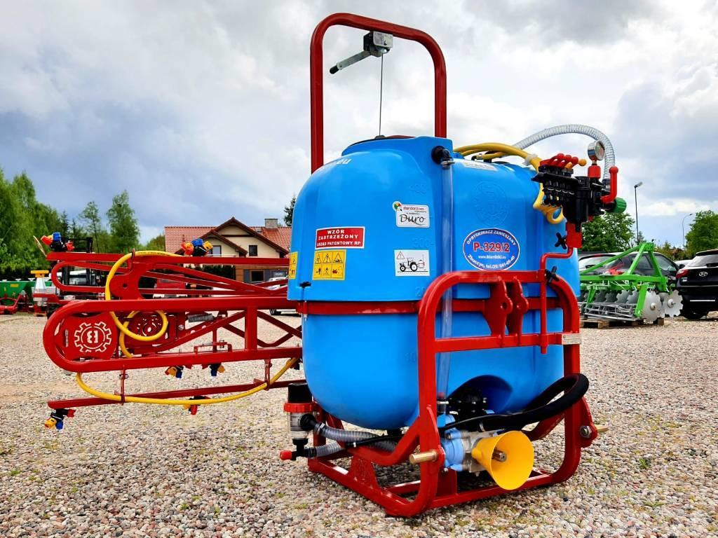 Biardzki 400 L sprayer / pulvérisateur  / P329/2 - 12m