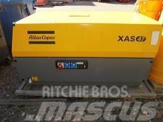 Atlas Copco XAS47 DD G