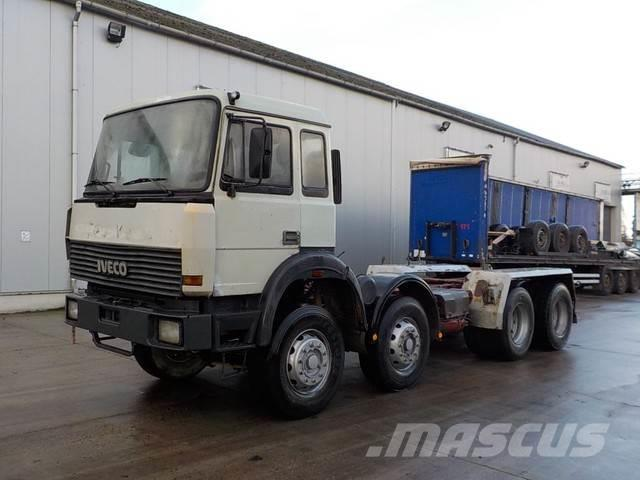 Iveco Magirus 320-32 (BIG AXLE / STEEL SUSP)