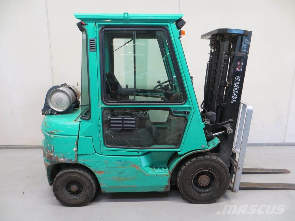 Toyota 7FGF