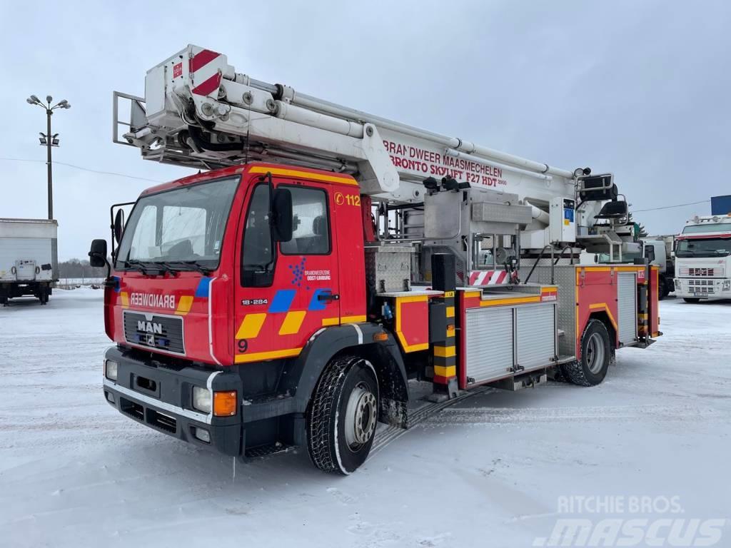 MAN 18-204 Fire truck