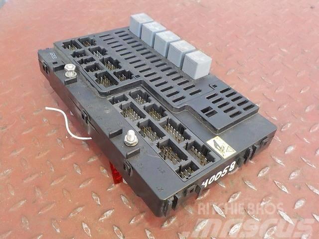 Mercedes-Benz Actros MPIII Grundmodul control unit 4464358 A2C53