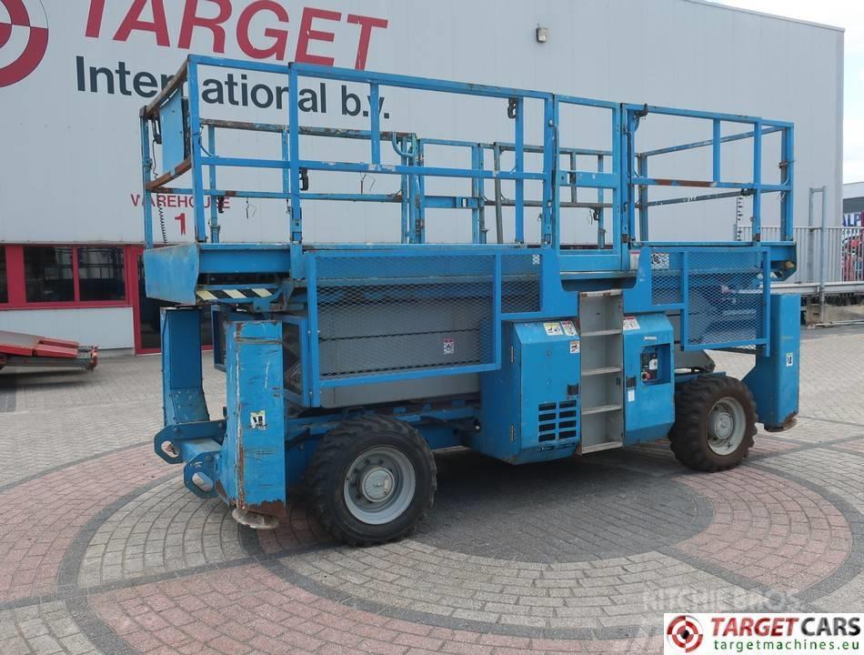 Genie GS-3384 Diesel 4x4 Scissor Work Lift 1210cm
