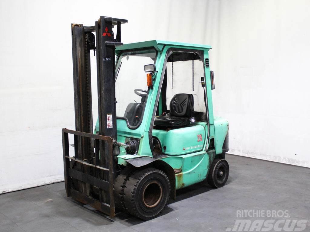 Mitsubishi FD 25 K
